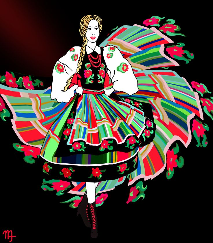 Łowiczanka in 2020 Anime, Disney princess, Disney characters