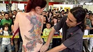 International Tattoo ConventionInternational Tattoo, Tattoo Convention