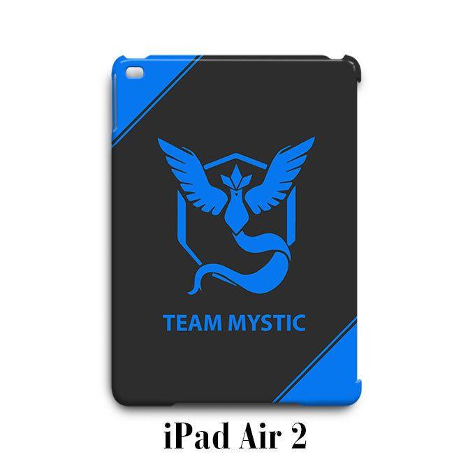 Team Mystic Pokemon GO iPad Air 2 Case Cover Wrap Around