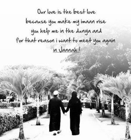 Marry someone for Allahs sake and Allah will make the love strong. #Allah #islam #muslims #insh'Allah