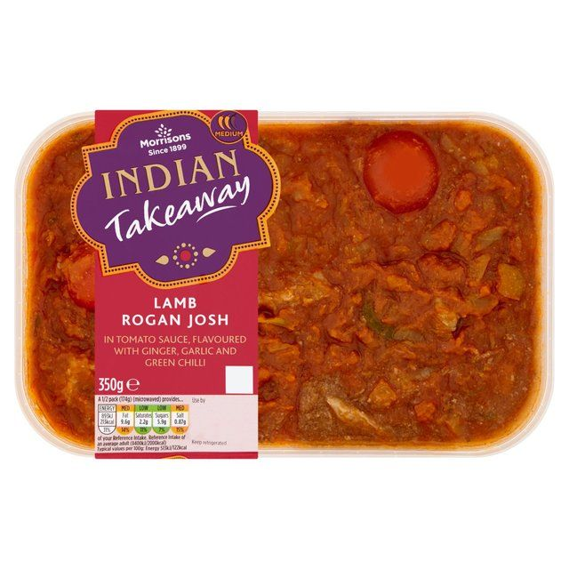 Available At Morrisons 4 Syns For This Lamb Rogan Josh