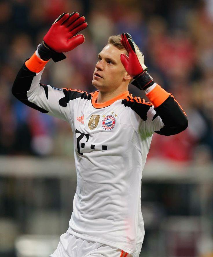 Manuel Neuer of FC Bayern Munich
