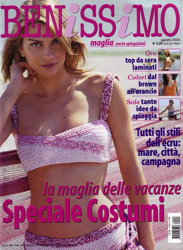 Benissimo 2003 08 (issue)
