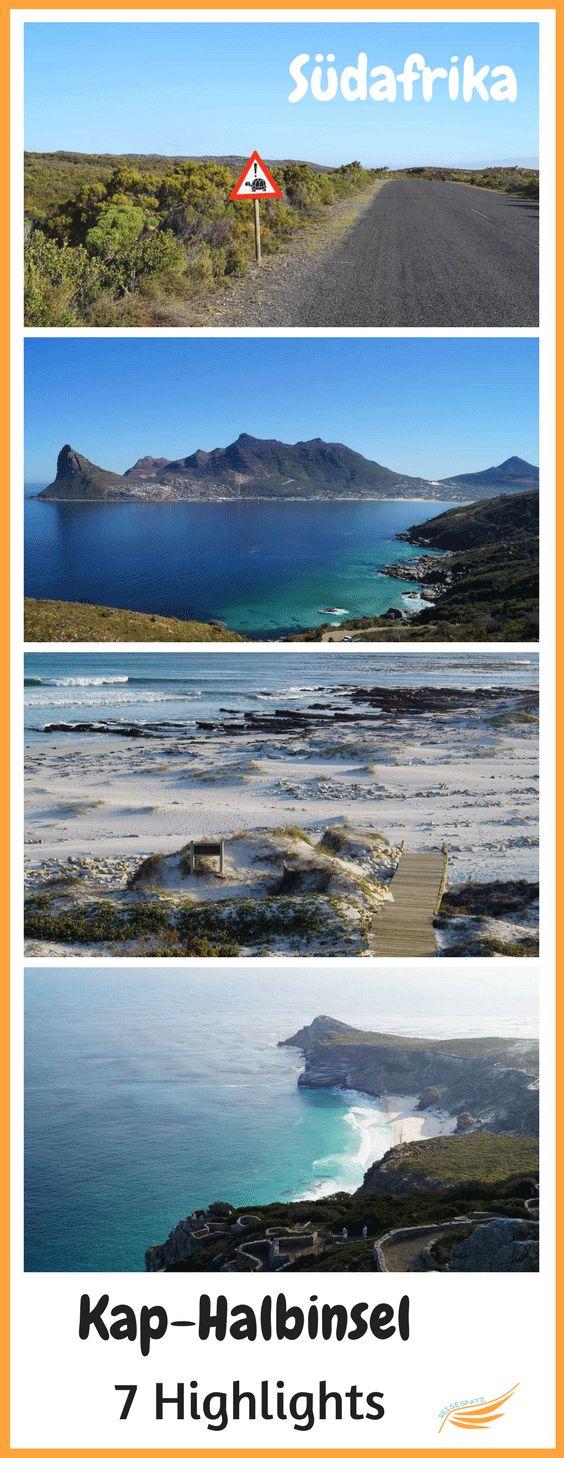 In Südafrika gibt es so unheimlich viel zu entdecken! Schon alleine die  Umgebung von Kapstadt bietet jede Menge Erlebnisse und Naturhighlights.  Welche Sehenswürdigkeiten der Kap-Halbinsel besonders toll sind, verrate  ich dir hier. Dazu gibt es viele, viele Fotos der Kapregion und einige praktische  Reisetipps.