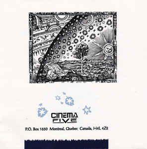 Cinema Five - Bend The Sky: buy CD, Album at Discogs