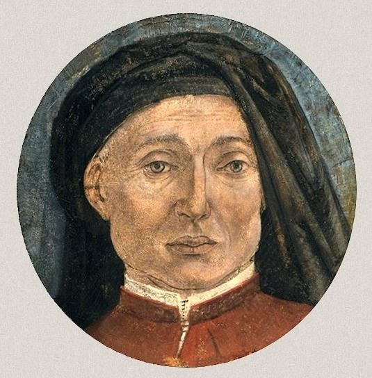 Alesso Baldovinetti - Autoritratto - 1471-72 - Accademia Carrara di Bergamo