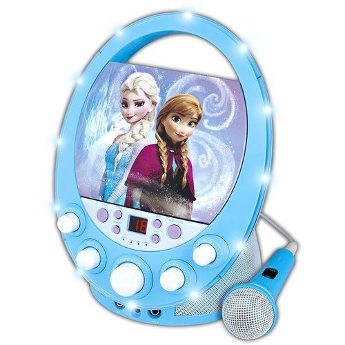 Frozen Disney Disco Party CD+G Karaoke | Kids Cool Toys