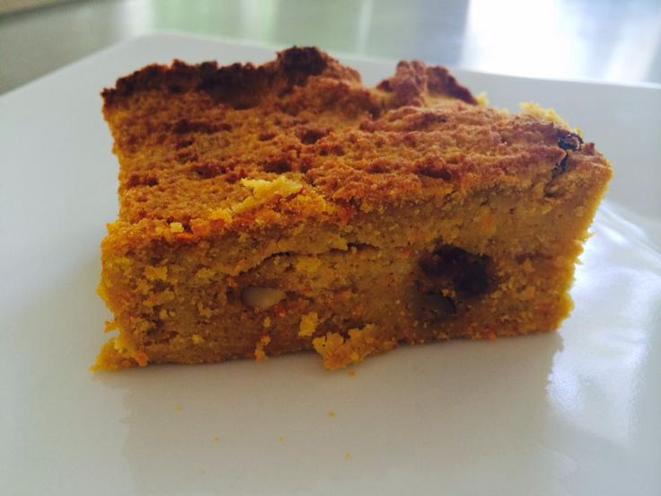 Bezglutenowe ciasto marchewkowe » healthy plan by ann