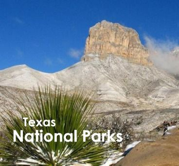 Texas National Parks and National Forest | All Across Texas