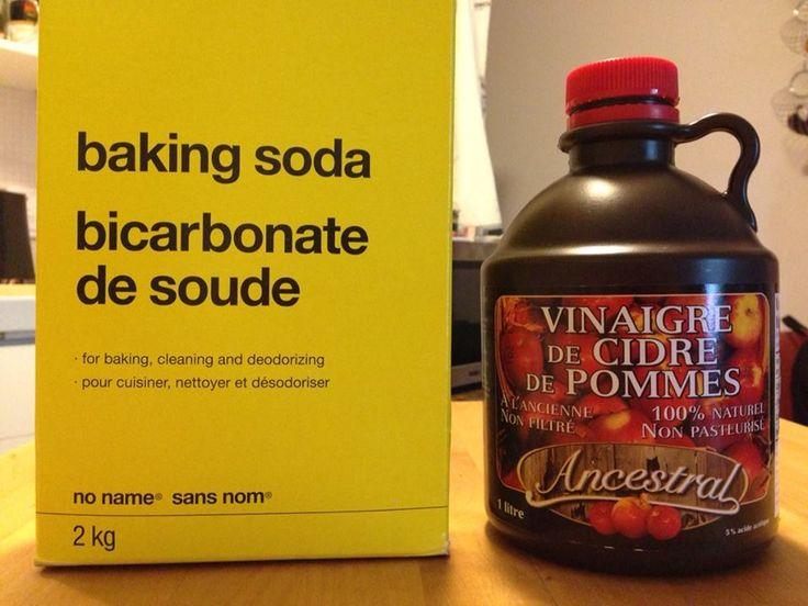 Apprenez à vous laver les cheveux au bicarbonate de soude et au vinaigre pour des cheveux no poo HAPPY!