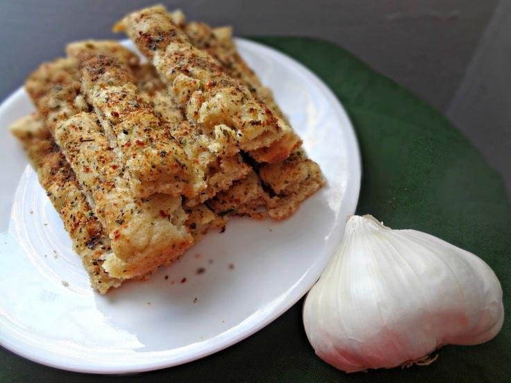 The Cooking Actress: Parmesan Breadsticks (Pizza Hut Copy Cat)
