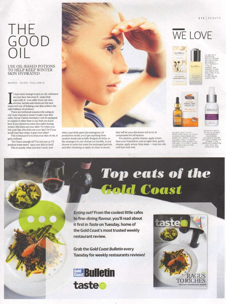 Gold Coast Eye - July 11, 2015 // featuring #LaMav Vit-C Advanced Nightly Repair Nectar