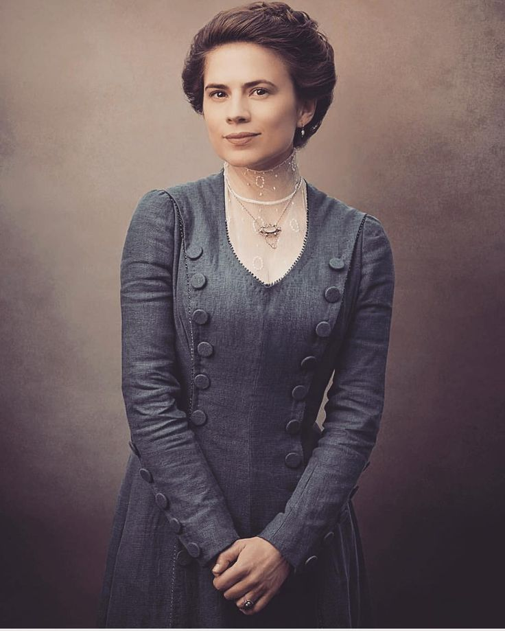 "Hayley Atwell (@wellhayley) on Instagram: ""Margaret Schlegel, what a gal. What an amazing character she was to play #HowardsEnd November 12th…"""