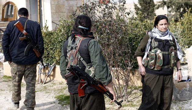 El Rol De La Mujer En El EI Es Quedarse En Casa Para Educar A Los Futuros Yihadistas