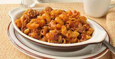 Réconfortant et facile à faire...Le Macaroni à la viande - Recettes - Ma Fourchette