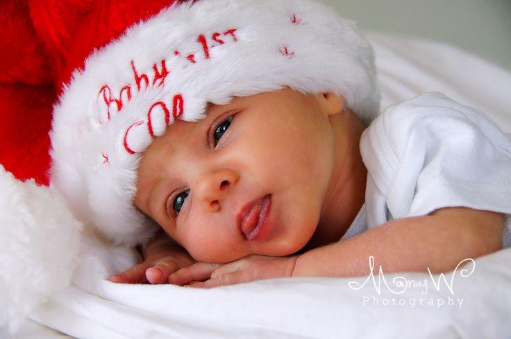 Baby Christmas Photography Ideas - www.marcellewortmann.com