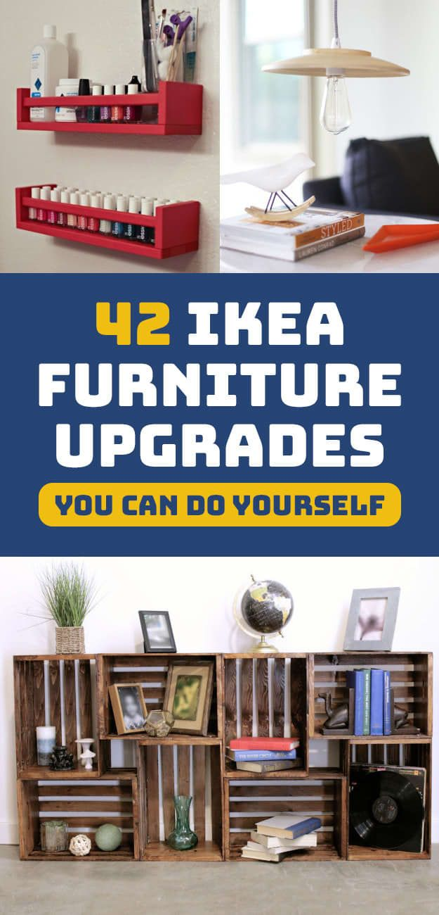 42 Borderline Genius Ikea Upgrades That Only Look Expensive
