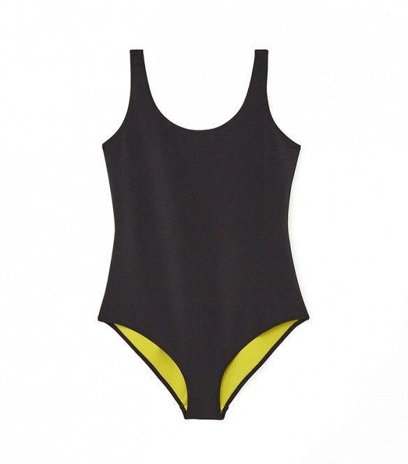 #Swimwear  Swimwear & Beachwear for Women : COS Double-Sided Swimsuit