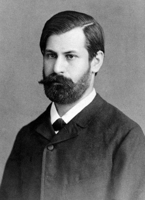 1885 - Sigmund Freud  (1856 - 1939)