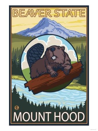 Beaver State.  Go Beavs!