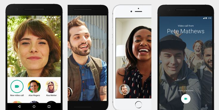Video-Calling App Duo released by Google