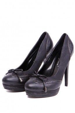 Дамски обувки на висок ток ELZA • Виж на: http://shopping-terapia.com/obuvki-106/visoki-tokcheta-108/damski-obuvki-na-visok-tok-elza-2578.html.html