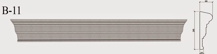 Brauri - Fatade de Case Moderne B-11