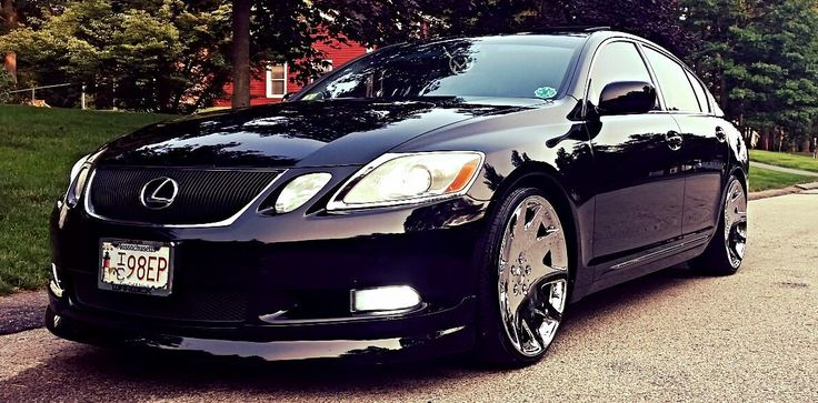 new member here's my 06 gs awd build - ClubLexus - Lexus Forum Discussion
