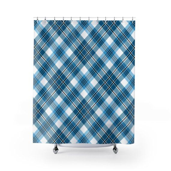 Online Shopping Bedding Furniture Electronics Jewelry Clothing More With Images Plaid Shower Curtain Tartan Curtains Rustic Shower Curtains