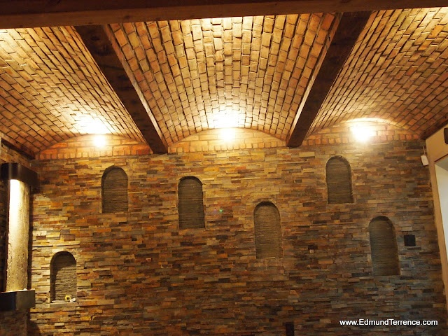 31 best roll out the barrel ceiling images on pinterest for Barrel ceiling ideas