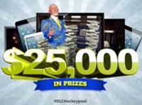 Never could figure out what on earth to do in this giveaway @AllenCripps #KawarthaLakes shared the Free #DLCHockeyPool #Giveaway and it is viral $25000 in prizes!   What Are Your Play Off Pics?    Click pic  get the entry details!
