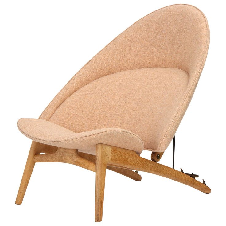 Important Prototype Tub Chair by Hans J. Wegner