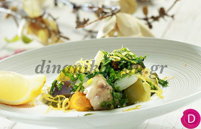 Ραγού ανοιξιάτικο με άρωμα λεμονιού | Dina Nikolaou