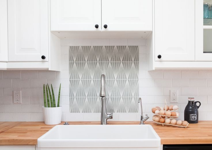 hand painted kitchen backsplash tiles - backsplashes