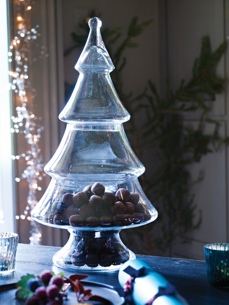17 best images about for the home on pinterest vintage for Christmas glass jar decorations