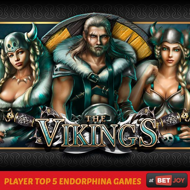 The Vikings plunder and steal their way up to 5th place amongst the favourite Endorphina games. Be the first person to guess which game is on the top of the list and we'll give you 10 free spins in that game!  #onlinecasino #Top5 #favourite #fave #freespins #free #spins #bonus #slotmachine #slots #reels #game #gaming #gambling #win #winner #Endorphina #Vikings #play #monday #happymonday