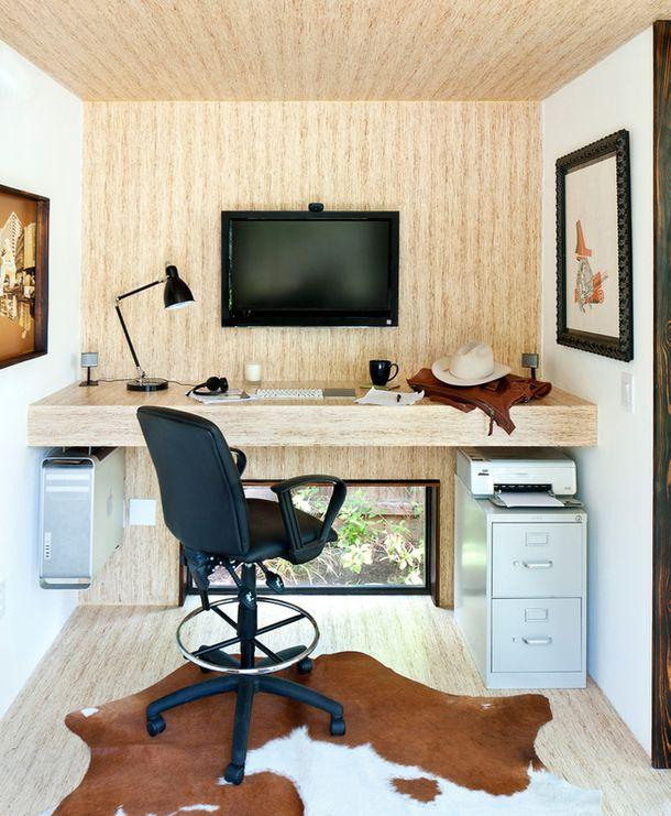 Офис в саду, 8 м²