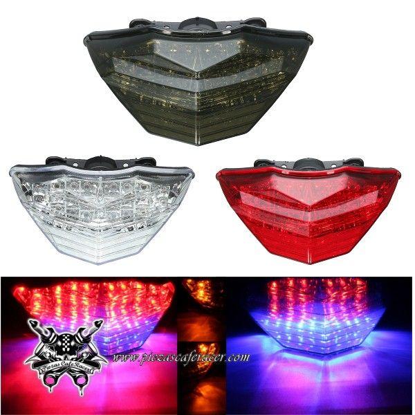 Luz de Freno Trasera con Intermitentes LED Para KAWASAKI Ninja 250 300 2013-2015 - 22,29€ - ENVÍO GRATUITO EN TODOS LOS PEDIDOS
