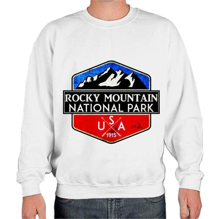 Rocky Mountains 2017 Spring Autumn Men/Women Long Sleeve Hooded Loose Casual Warm Hoodies Sweatshirt Printed Plus Size HDM470
