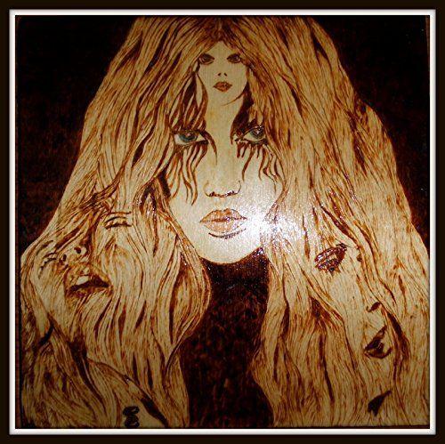 ''Possession'' Pirografia su legno TB pyrographyart creations http://www.amazon.it/dp/B00TFXGT3A/ref=cm_sw_r_pi_dp_9gi3ub1E2ZKWP