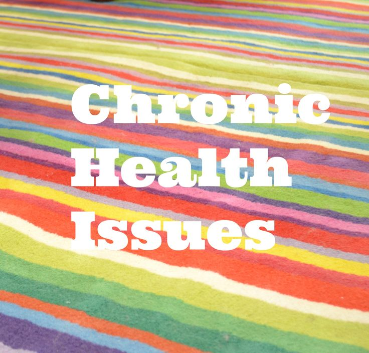 Chronic Health Issues - Resources from the BC Children's Hospital Library