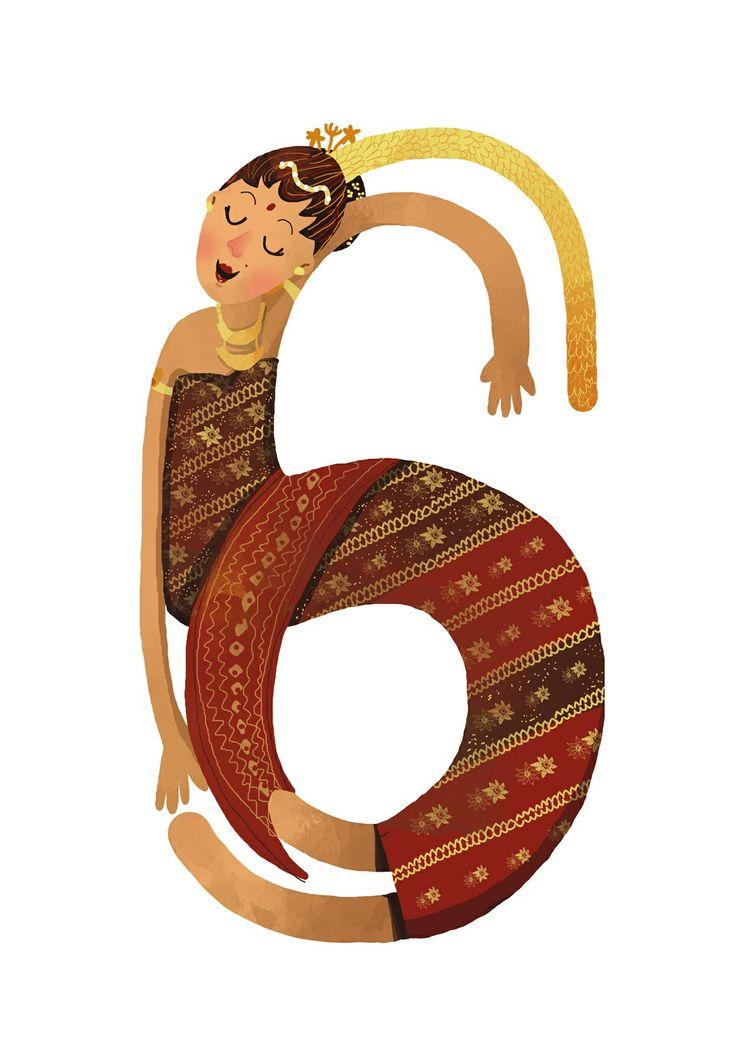 bedhaya dance number 6