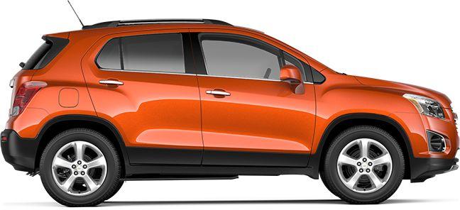 2015 Chevrolet Trax: Small SUV www.santafechevroletcadillac.com