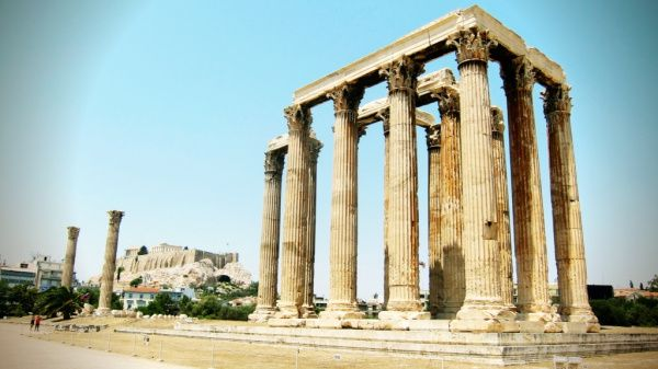 What to Do in Athens, Greece in Three Days - The Blonde Abroad