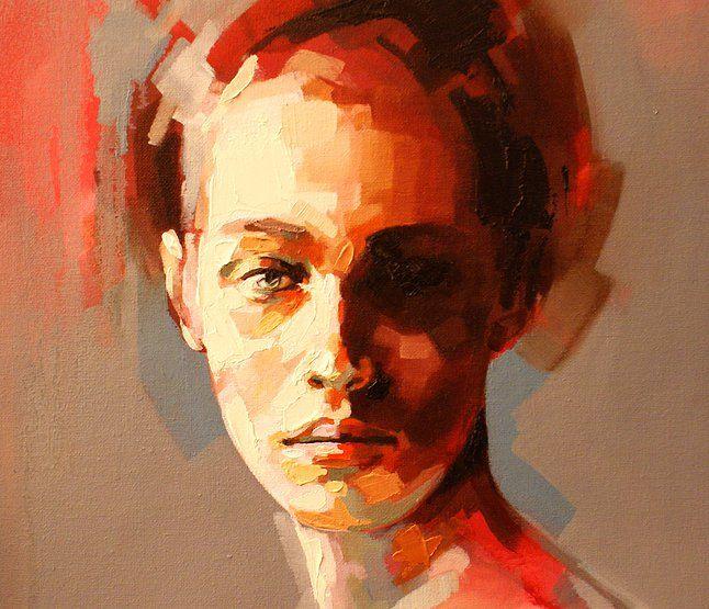 Portrait Oil Painting Images