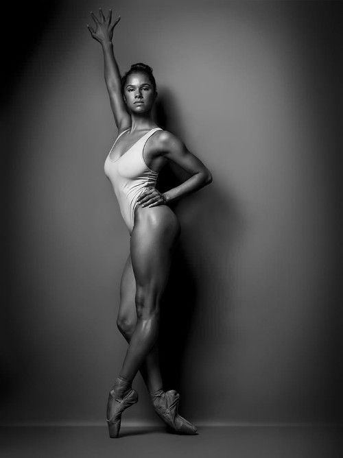 """You have the wrong body for ballet.""  A very inspiring story about ballerina Misty Copeland and her perseverance."