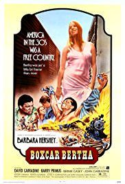Boxcar Bertha (1972) - #123movies, #HDmovie, #topmovie, #fullmovie, #hdvix, #movie720pMovie Boxcar Bertha (1972) During the Great Depression, a union leader and a young woman become criminals to exact revenge on the management of a railroad.