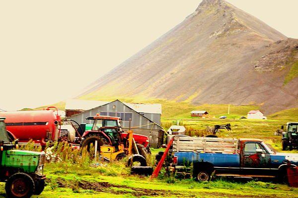 Icelandic Engine Park