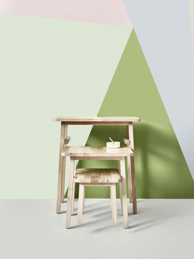 Fresh Die YPPERLIG Satztische sind Teil unserer neuen limitierten Kollektion mehr Produkte findest du online und IkeaProducts