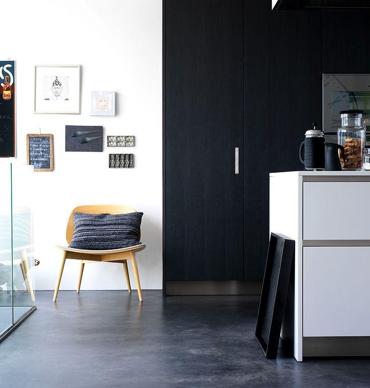Fur Zaghafte Schrank Statt Wand Schwarz Streichen Bild 14 Schoner Wohnen Wohnen Haus Interieurs